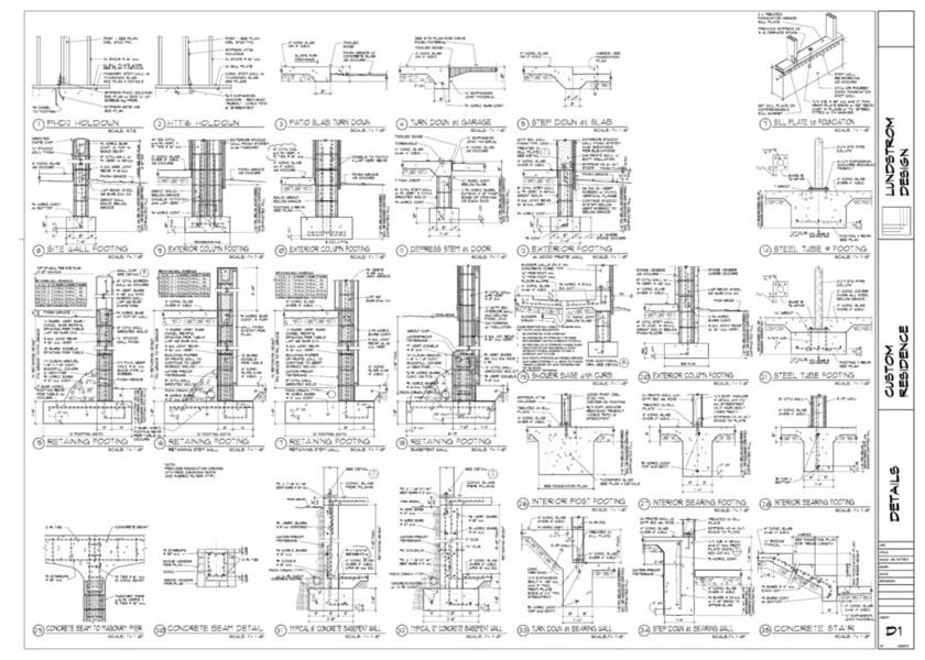 Lundstrom Design Architectural amp Structural Detailing